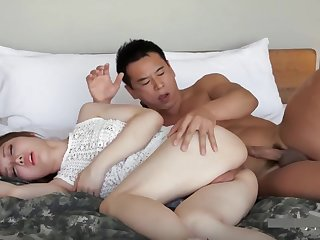 Chinese Shemale 超美女装大佬被t