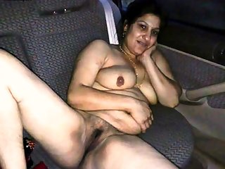 Indian Mature! Second-rate Mixed!