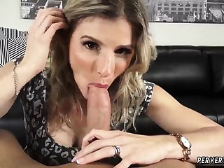 Mom makes me Cory Chase in Feedback On Your Father