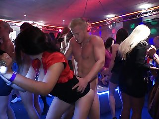 Group of wild adults fuck all over the room at hot sex line