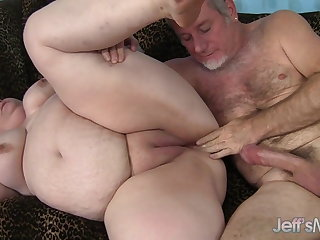 Jeffs Models - BBW Joanna Roxxx Taking Cock Compilation 4