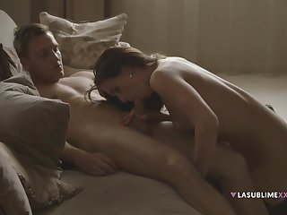 Nata Lee is treated sufficiently during sexy afternoon delights