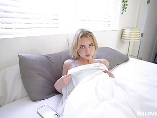 Passionate unearth sucking and riding in the morning by Chloe Cherry