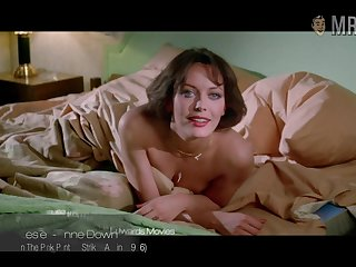 Retro compilation video featuring bare actresses