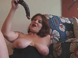 Amazon Mother - Dildo Fucking