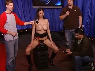 Sybian Hd With Howard Invidious And Tera Patrick