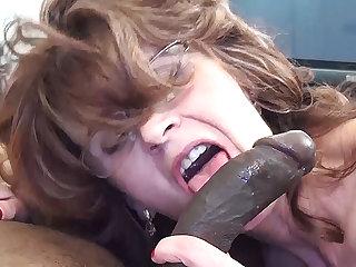 mom deep fucked by black stepson