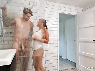 Hardcore sex leads loved blonde with sexy take aim to insane orgasms